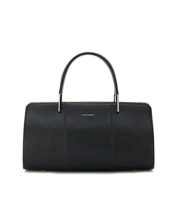 Layla Medium Tote Bag Black