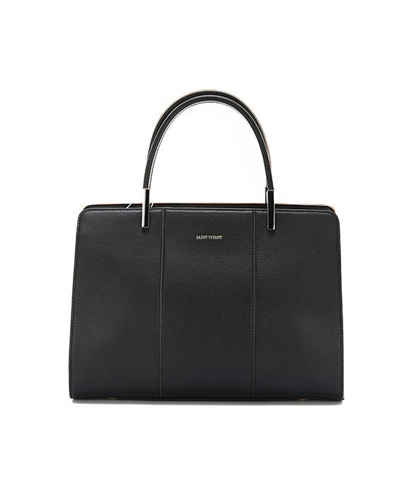 Layla Large Tote Bag Black
