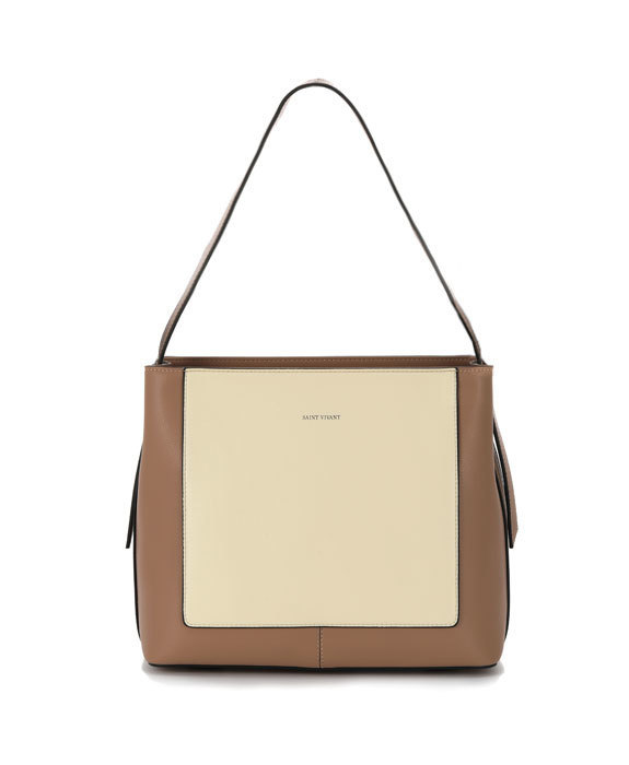 Zoe Tote Bag Brown