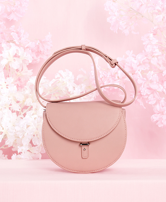 [샐리에리얼] Ariel Cross Bag Pink
