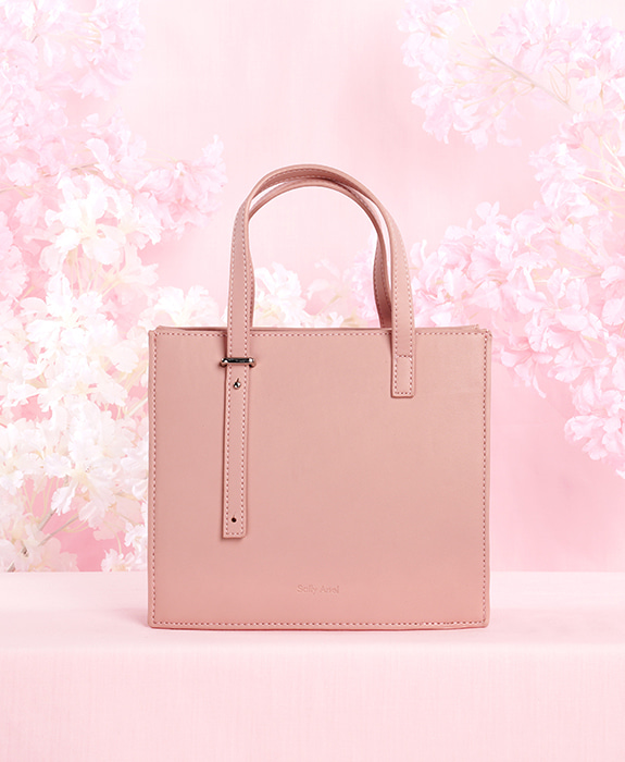 [샐리에리얼] Juliet Tote Bag Pink