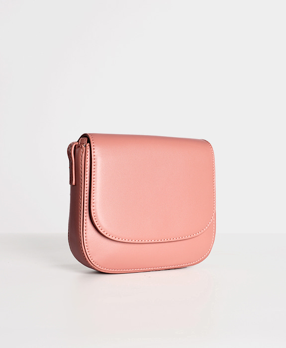 [뮤엘] Sharmant shoulder bag - Pink