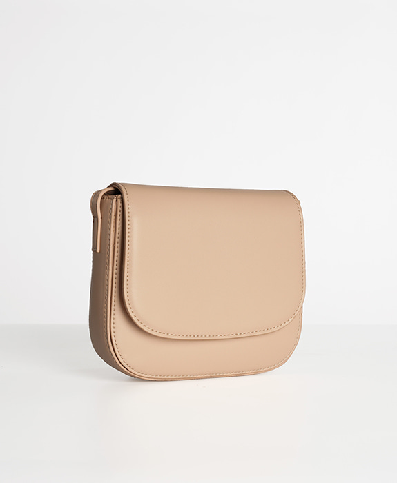[뮤엘] Sharmant shoulder bag - Beige