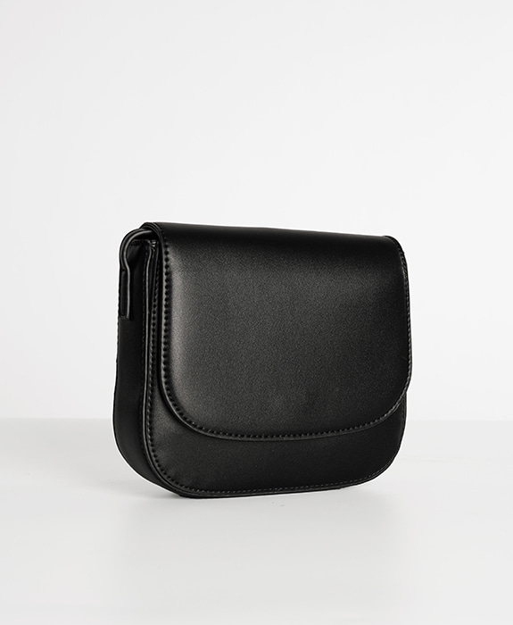 [뮤엘] Sharmant shoulder bag - Black