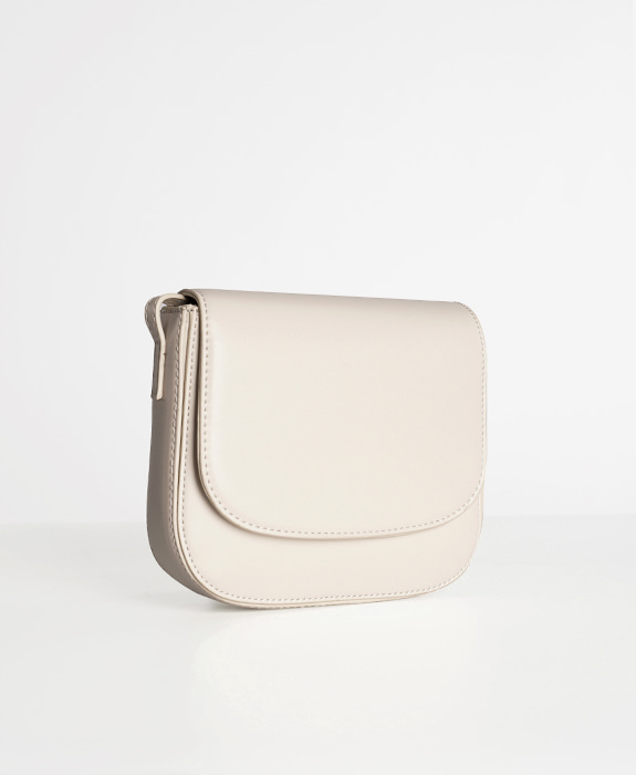 [뮤엘] Sharmant shoulder bag - White