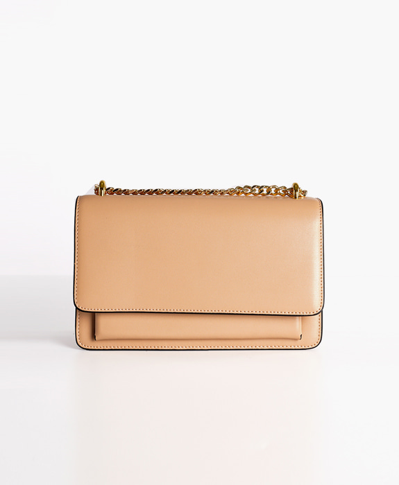 [뮤엘] Madeleine Shoulder bag - Beige