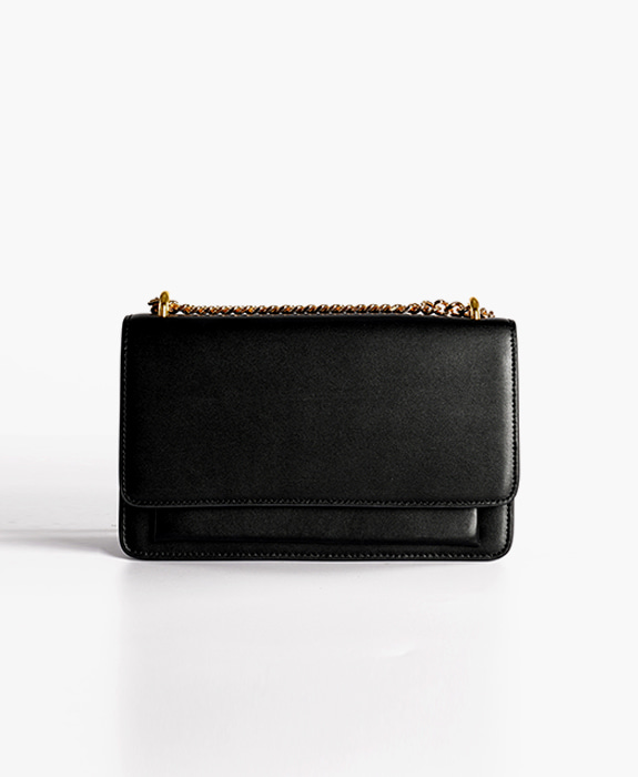 [뮤엘] Madeleine Shoulder bag - Black