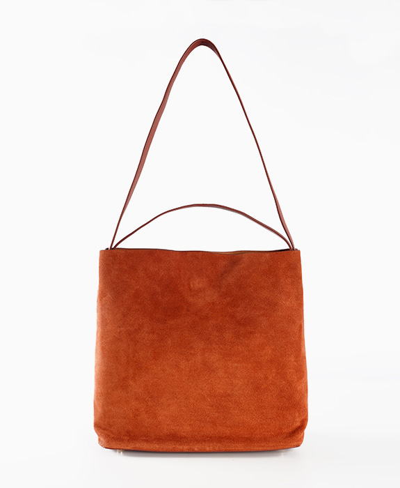 [뮤엘] Mate shoulder bag - Brown