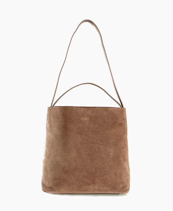 [뮤엘] Mate shoulder bag - Mud Grey