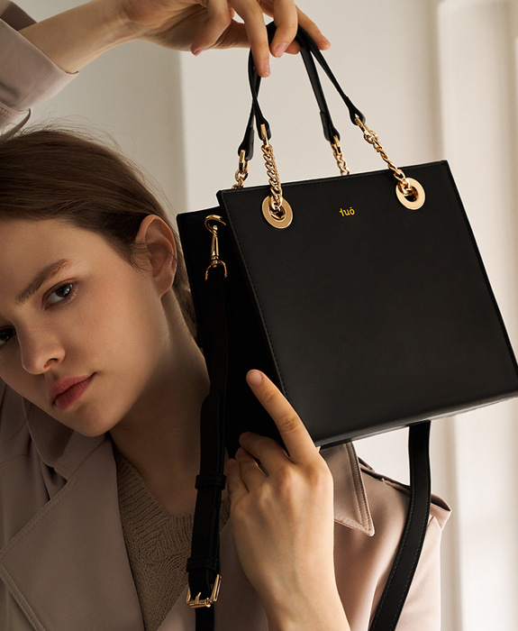 [투오] BIELLA SHOULDER BAG_BLACK