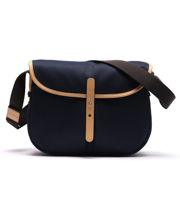 [아날로그무드] Prolorgue Cross Bag Navy