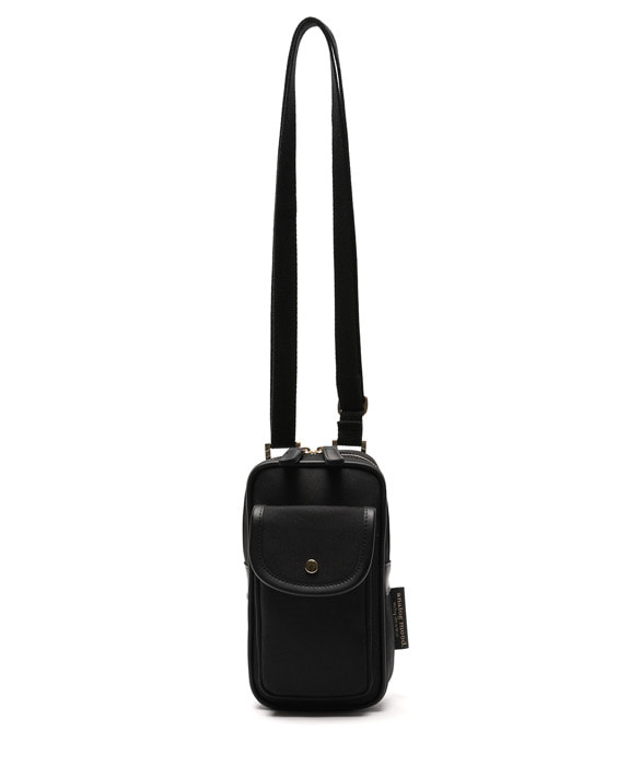 [아날로그무드] Mono Mini Cross Bag Black