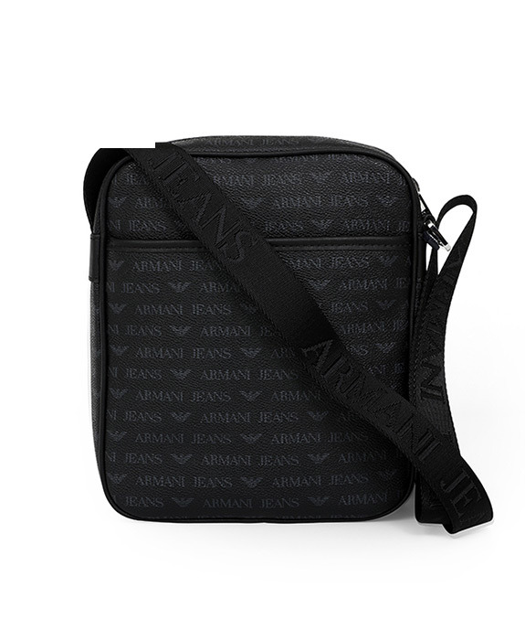 [알마니진] MAN SHOULDER BAG BLACK 996