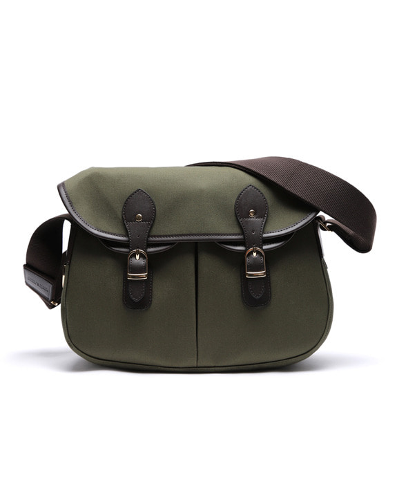 [아날로그무드] Memorial Cross Bag Khaki