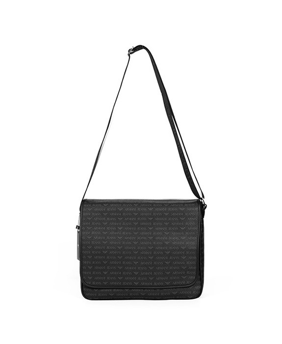 [알마니진] CROSS BAG BLACK 996