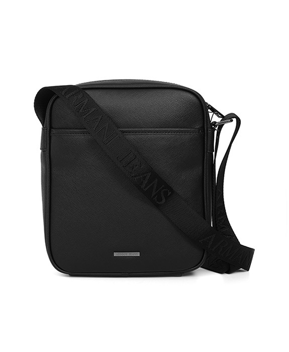 [알마니진] MAN SHOULDER BAG BLACK 991