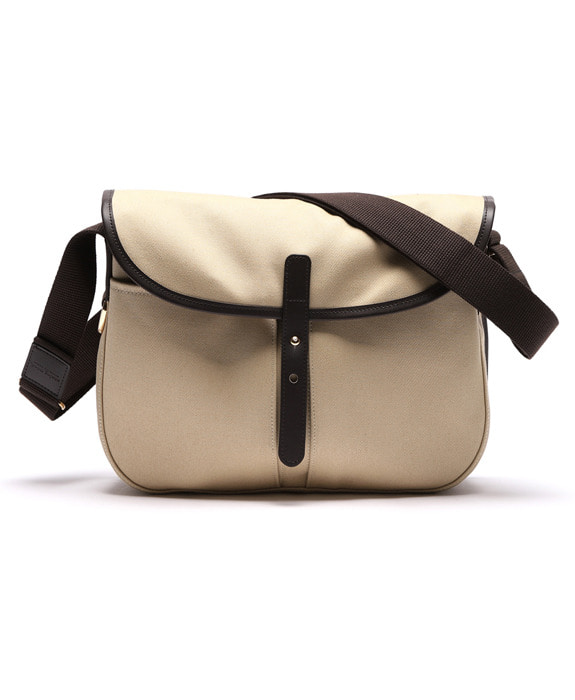 [아날로그무드] Prolorgue Cross Bag Beige