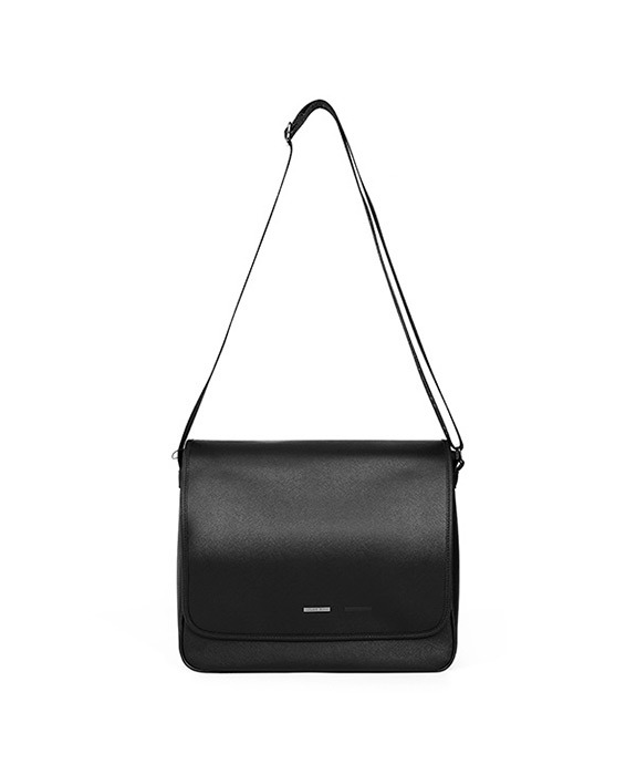 [알마니진] CROSS BAG BLACK 991