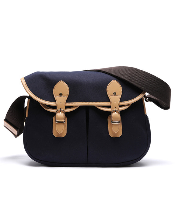 [아날로그무드] Memorial Cross Bag Navy