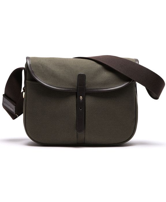 [아날로그무드] Prolorgue Cross Bag Khaki