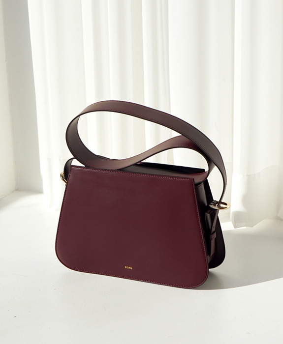 [에크루] HIyo Bag Burgundy